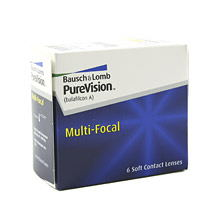 PureVision Multifocal (6 Pack) (6 lenses)