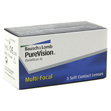 PureVision Multifocal (3 lenses)