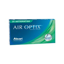 AIR OPTIX AQUA for Astigmatism (3 lenses)