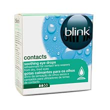Blink Contacts Preservative Free (20*0.35ml)