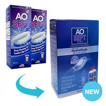 AOSept Plus Twin Pack (2*360ml)