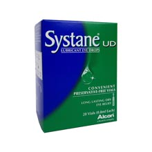 Systane Preservative Free (28*0.8ml)