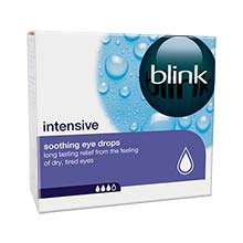 Blink Intensive Tears Preservative Free (20*0.4ml)