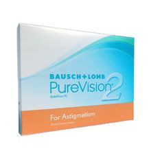 PureVision 2 HD for Astigmatism (3 lenses)