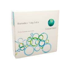 Biomedics 1 Day Extra (90 Pack) (90 lenses)