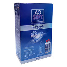 AOSept Plus with HydraGlyde Twin Pack (2*360ml)