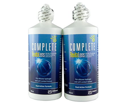 Complete RevitaLens Twin Pack