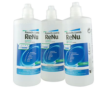 ReNu MultiPlus Triple Pack